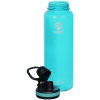 View Extra Image 1 of 3 of Takeya Tritan Bottle with Spout Lid - 40 oz.