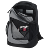 View Extra Image 1 of 2 of adidas Heathered RPET Backpack