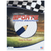 View Extra Image 1 of 2 of Sports Puzzle Book & Pencil Set