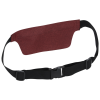 View Extra Image 1 of 2 of Heathered Running Belt - 24 hr
