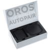 View Image 2 of 9 of Oros True Wireless Auto Pair Ear Buds with Wireless Charging Pad