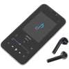 View Image 5 of 9 of Oros True Wireless Auto Pair Ear Buds with Wireless Charging Pad