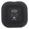 View Image 9 of 9 of Oros True Wireless Auto Pair Ear Buds with Wireless Charging Pad