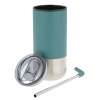 View Extra Image 2 of 3 of Lagom Tumbler with Stainless Straw - 16 oz.