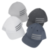 View Extra Image 2 of 2 of adidas Bold 3-Stripes Cap