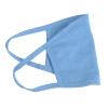 View Extra Image 1 of 3 of USA Made 4-Ply Cotton Face Mask with Nose Band