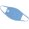 View Extra Image 2 of 3 of USA Made 4-Ply Cotton Face Mask with Nose Band