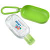 View Image 2 of 5 of Carlen Caddy-Clip Sanitizer - 1 oz.