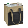 View Image 2 of 5 of Koozie Deluxe Insulated Grocery Tote
