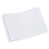 View Extra Image 1 of 1 of Petite Clear Cover Notebook - Full Color