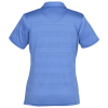 View Extra Image 1 of 2 of Antigua Compass Tonal Stripe Stretch Polo - Ladies'