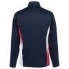 View Extra Image 1 of 2 of Antigua Liberty Stretch 1/4-Zip Pullover - Men's