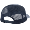View Extra Image 1 of 2 of Richardson Low Profile Heather Trucker Cap