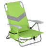 View Extra Image 1 of 7 of Koozie® Clearwater Beach Backpack Chair