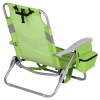 View Extra Image 3 of 7 of Koozie® Clearwater Beach Backpack Chair