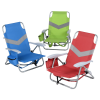 View Extra Image 6 of 7 of Koozie® Clearwater Beach Backpack Chair