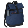 """View Image 2 of 6 of Crossland Journey 15"""" Laptop Backpack - Embroidered"""