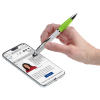 View Extra Image 3 of 3 of Satin Twist Stylus Pen with Antimicrobial Additive