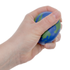 View Extra Image 1 of 1 of Globe Squishy Stress Reliever