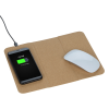 View Extra Image 1 of 3 of Fold Up Mouse Pad with Wireless Charging Pad
