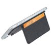 View Extra Image 3 of 6 of Heathered RFID Phone Wallet and Stand