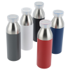View Extra Image 2 of 2 of h2go Cue Stainless Bottle - 24 oz.