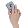 View Extra Image 4 of 6 of Leeman Shimmer Phone Wallet with Ring Stand