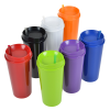 View Image 4 of 6 of Roadmaster Tumbler with Straw - 18 oz.