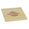 View Image 2 of 3 of Bamboo Coaster