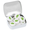View Image 2 of 2 of Mint Tin with Imprinted Mints