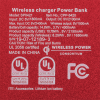 View Image 6 of 7 of Cameron Qi Wireless Power Bank - 4000 mAh