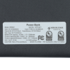 View Extra Image 4 of 7 of Ridge Line Qi Wireless Power Bank - 5000 mAh
