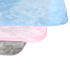 View Image 5 of 5 of Full Color Sherpa Luxe Baby Blanket