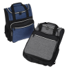 View Image 5 of 5 of Tilton 24-Can Backpack Cooler