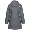 View Image 2 of 4 of The North Face Thermoball Long Jacket - Ladies'
