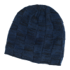 View Image 2 of 6 of Fuzzy Lined Heather Knit Beanie