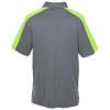 View Image 2 of 3 of Bi-Color Performance Polo - Men's