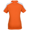 View Image 2 of 3 of Bi-Color Performance Polo - Ladies'