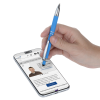 View Image 5 of 6 of Quinly Soft Touch Stylus Metal Pen