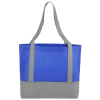 View Image 2 of 3 of Newport Non-Woven Tote