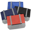 View Image 3 of 3 of Newport Non-Woven Tote