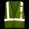 View Image 2 of 3 of Reflective One-Pocket Vest