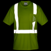 View Image 4 of 4 of Reflective Performance Pocket T-Shirt