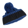 View Image 3 of 4 of Divergent Knit Pom Beanie