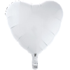 """View Image 2 of 3 of Full Color Foil Balloon - 17"""" - Heart"""