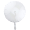 """View Image 2 of 3 of Full Color Foil Balloon - 17"""" - Round"""