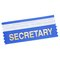 Royal Blue / Secretary