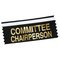 Black / Committee Chairperson