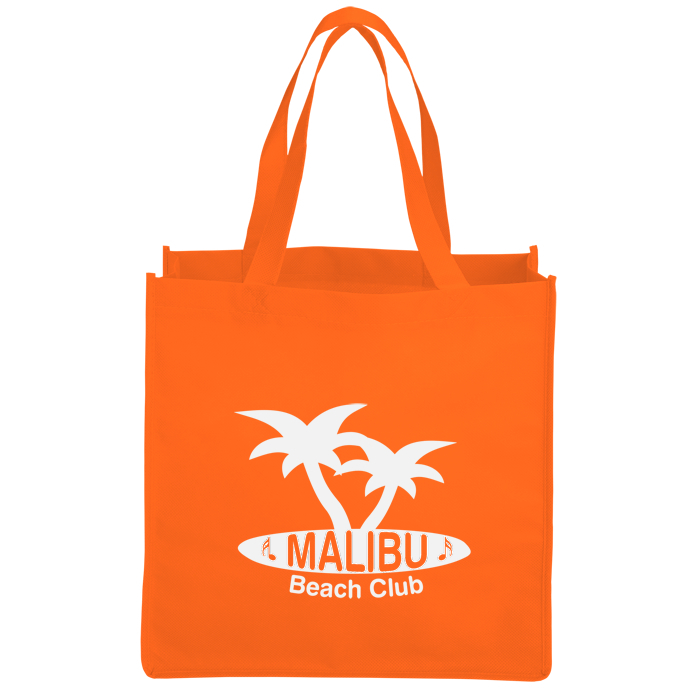 4imprint.com: Celebration Shopping Tote Bag - 13