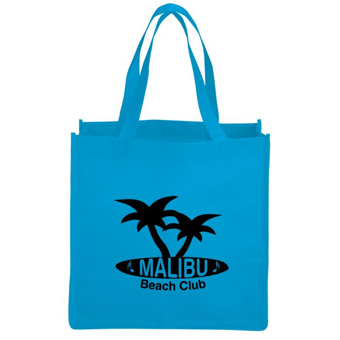 4imprint.com: Celebration Shopping Tote Bag - 13